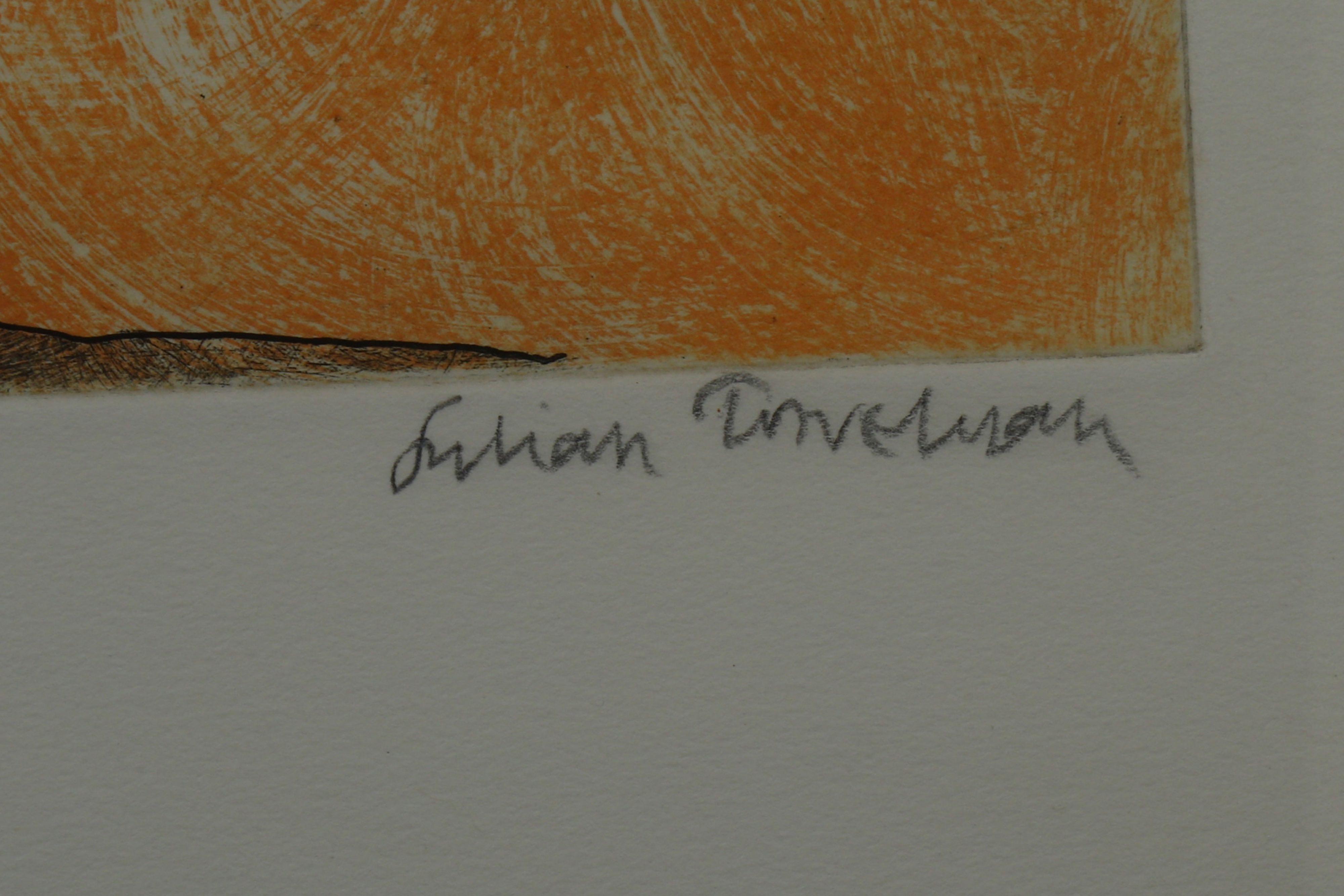 JULIAN TREVELYAN, R.A. (1910-1988) - Image 3 of 7