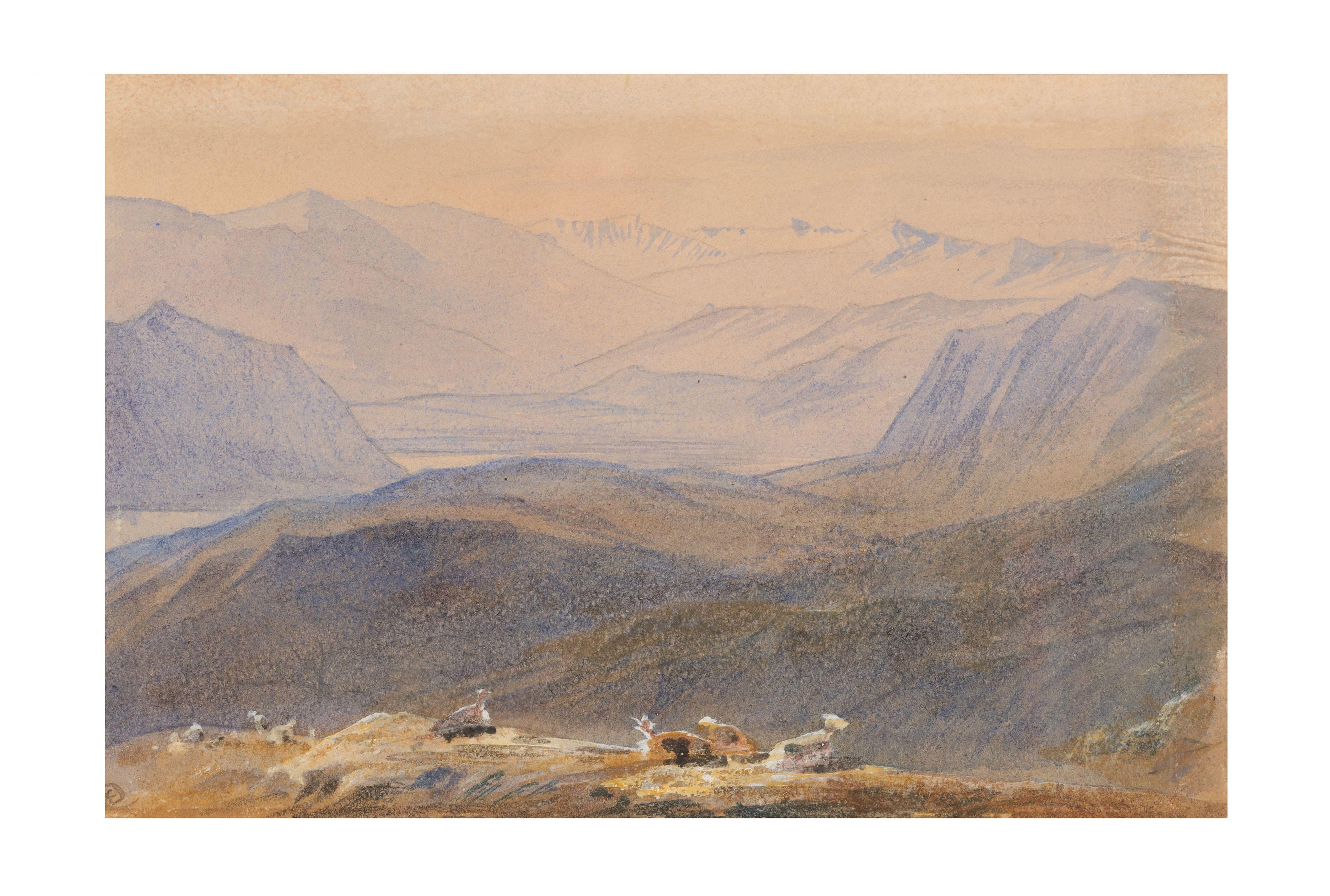 EDWARD LEAR (BRITISH 1812-1888)