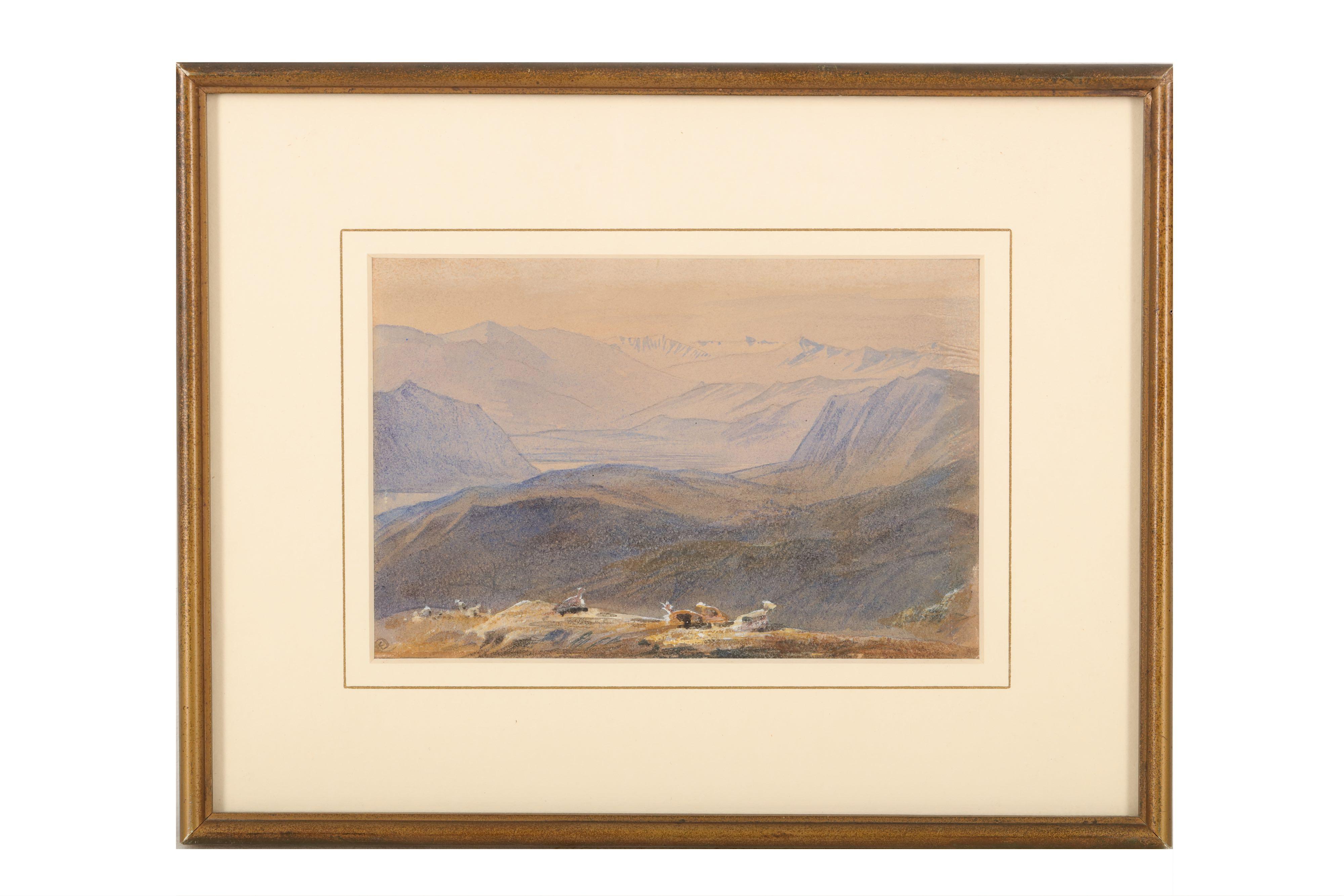 EDWARD LEAR (BRITISH 1812-1888) - Image 2 of 7