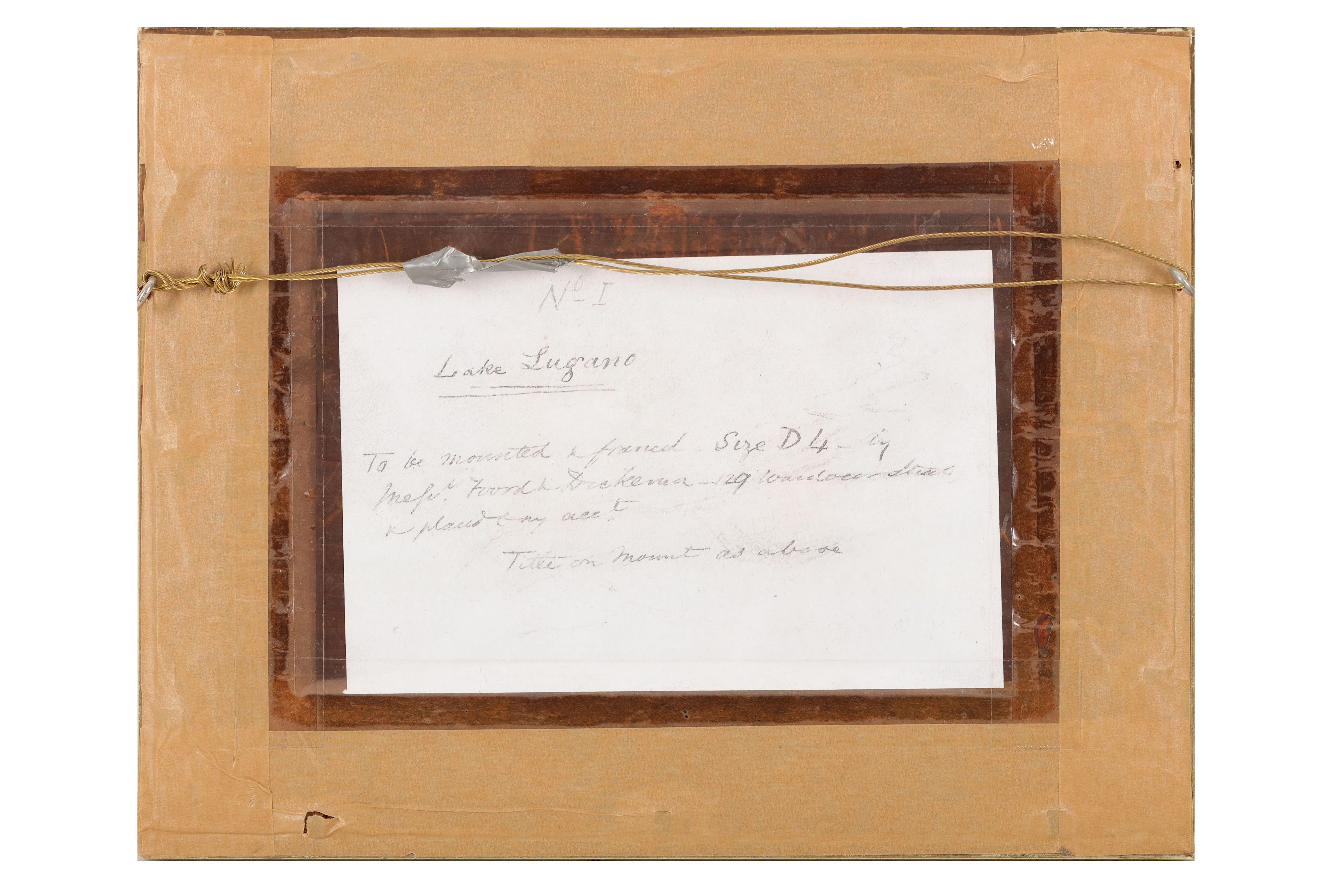 EDWARD LEAR (BRITISH 1812-1888) - Image 7 of 7