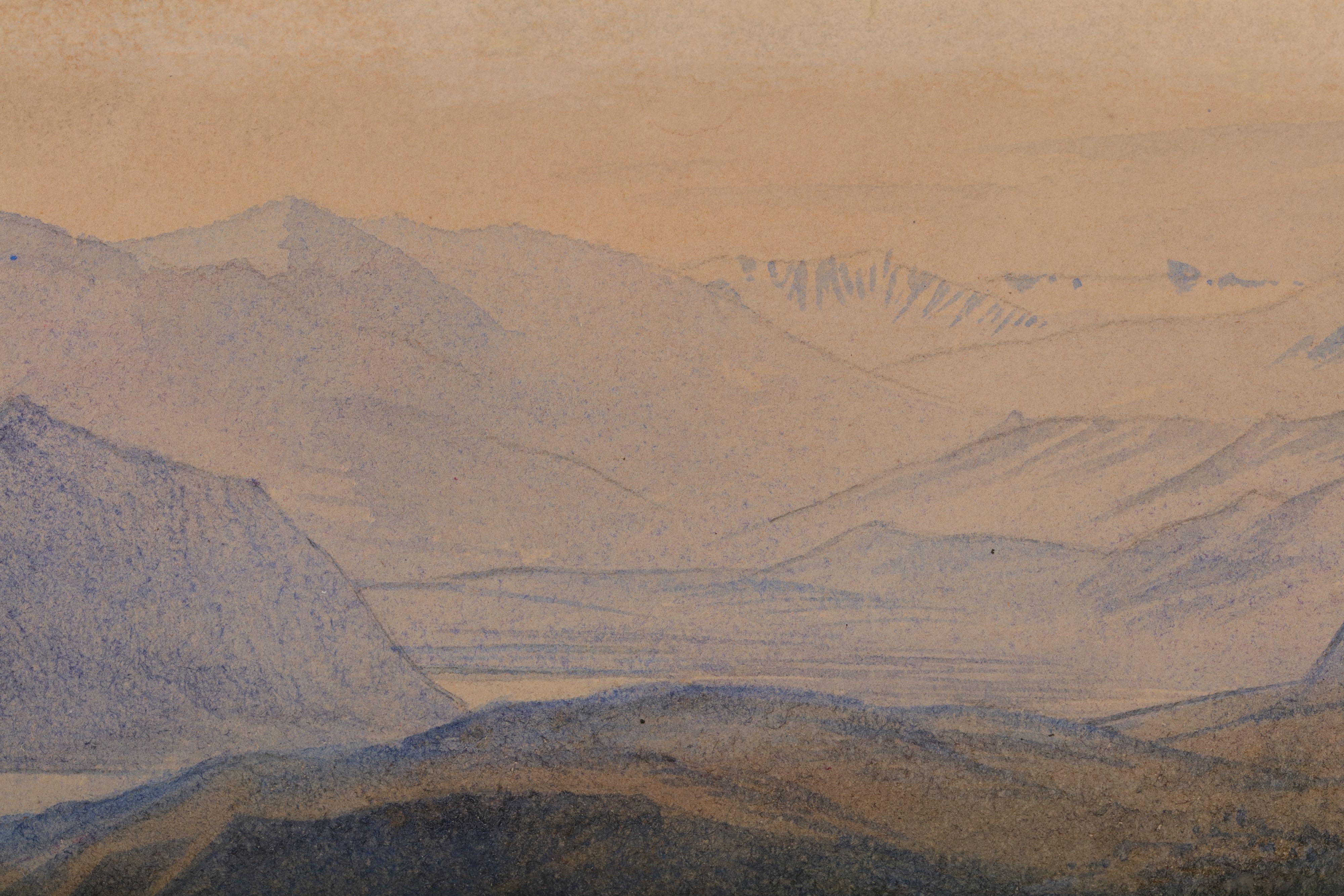 EDWARD LEAR (BRITISH 1812-1888) - Image 6 of 7