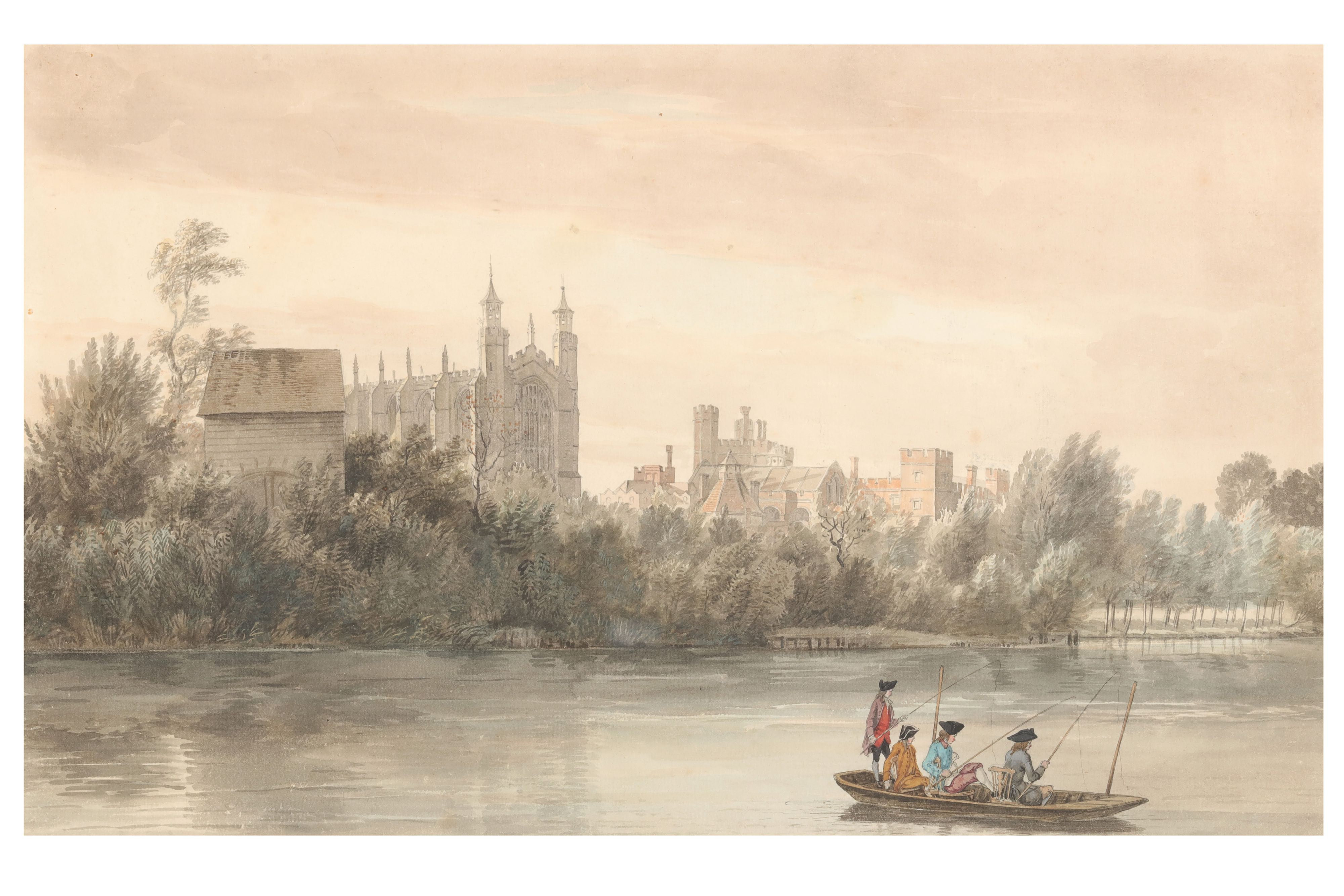 THOMAS SANDBY (BRITISH 1721-1798)