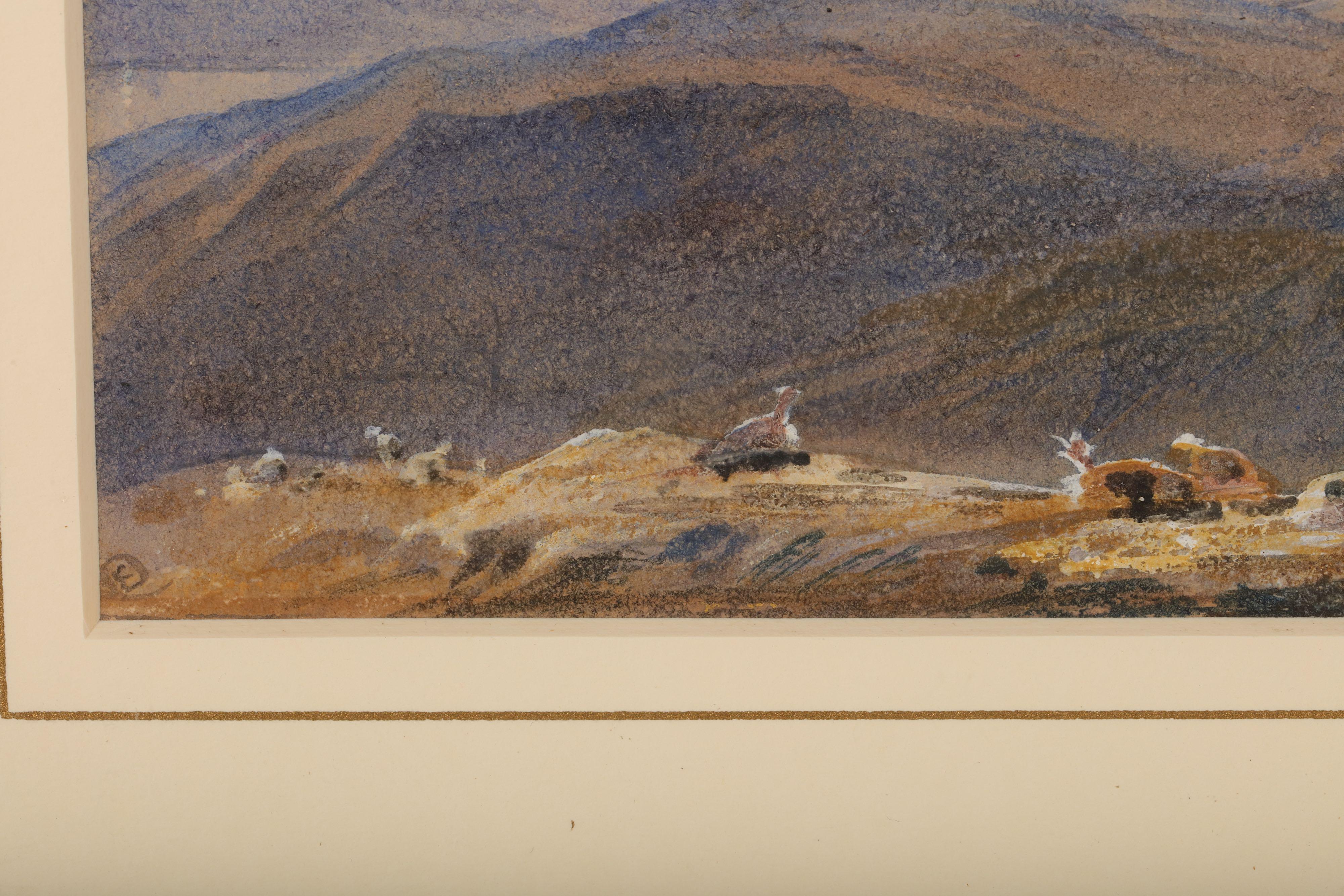 EDWARD LEAR (BRITISH 1812-1888) - Image 3 of 7