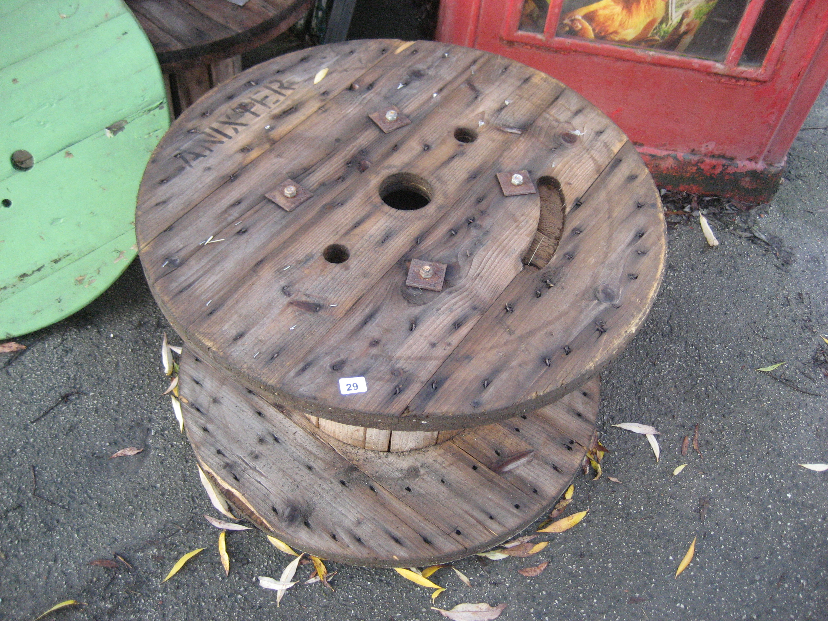 Lot 29 - CABLE REEL