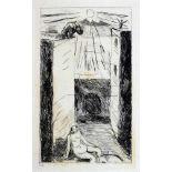 Felix Meseck. Biblische Frauen. Acht (und zwei zusätzliche) Radierungen. 1914. Ca. 32 : 25 cm.