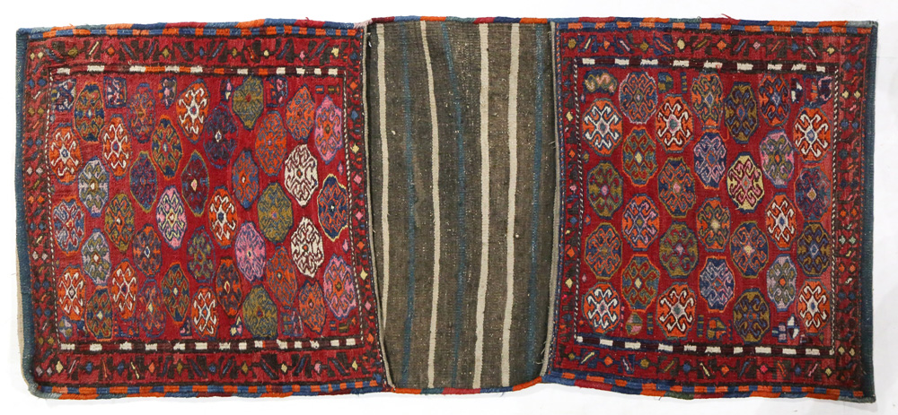 Lot 6618A - Turkomen saddle bag