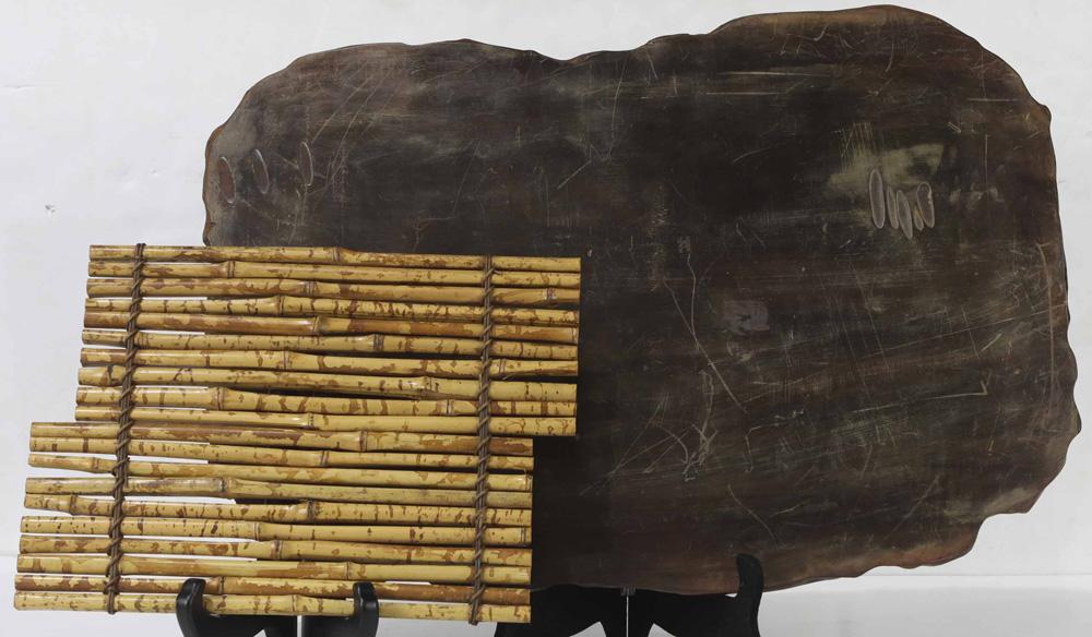 Lot 4054 - Japanese Wood and Bamboo Bases