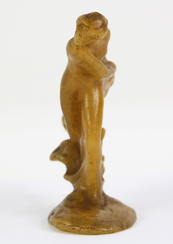 Lot 6014A - Art Deco wax model for bronze casting after Charles Sykes