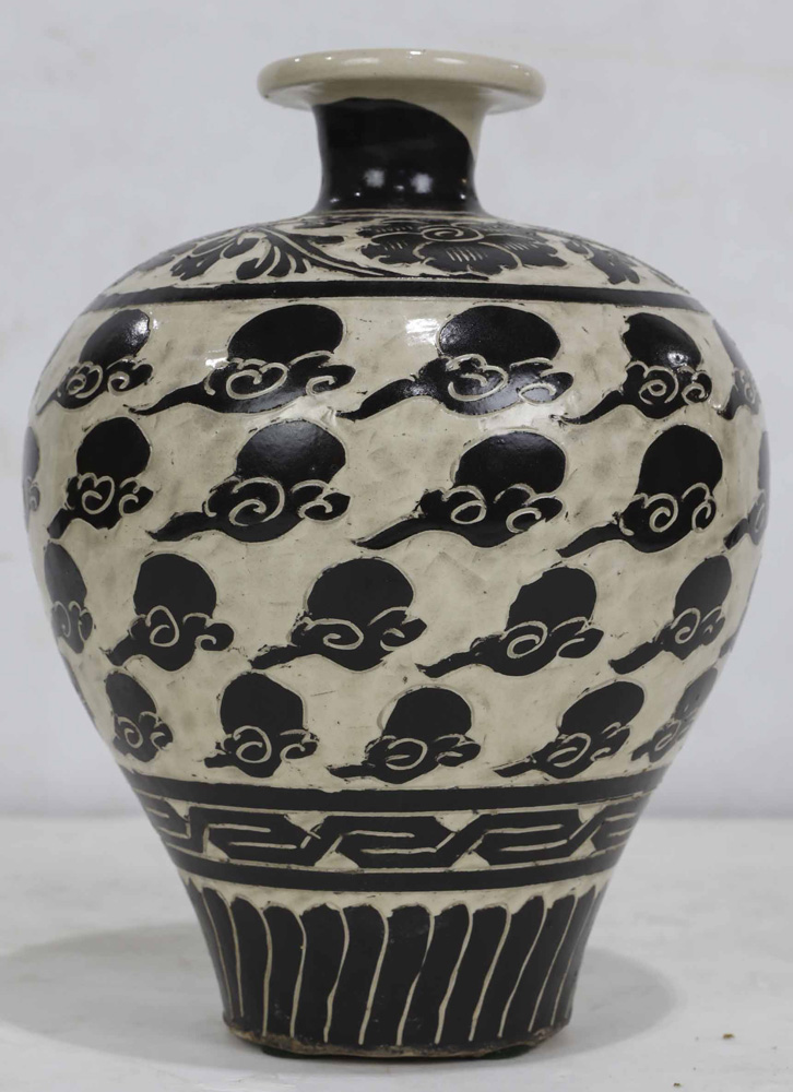 Lot 8047 - A Chinese Cizhou Glazed Stoneware Jar