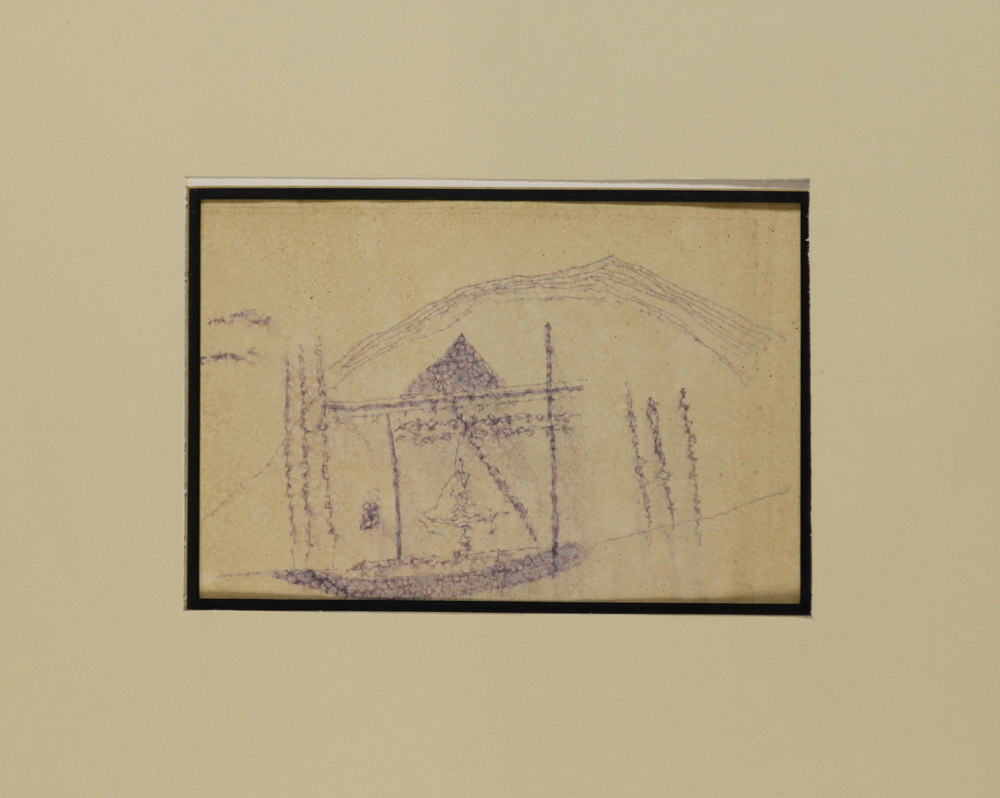 Lot 6452 - Work on Paper, Ram Kumar