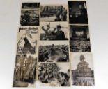 Lot 110 - Approx. 74 Nazi Germany propaganda cards featuring