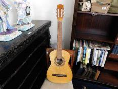 A Rose Morris Constitutia Classic acoustic guitar