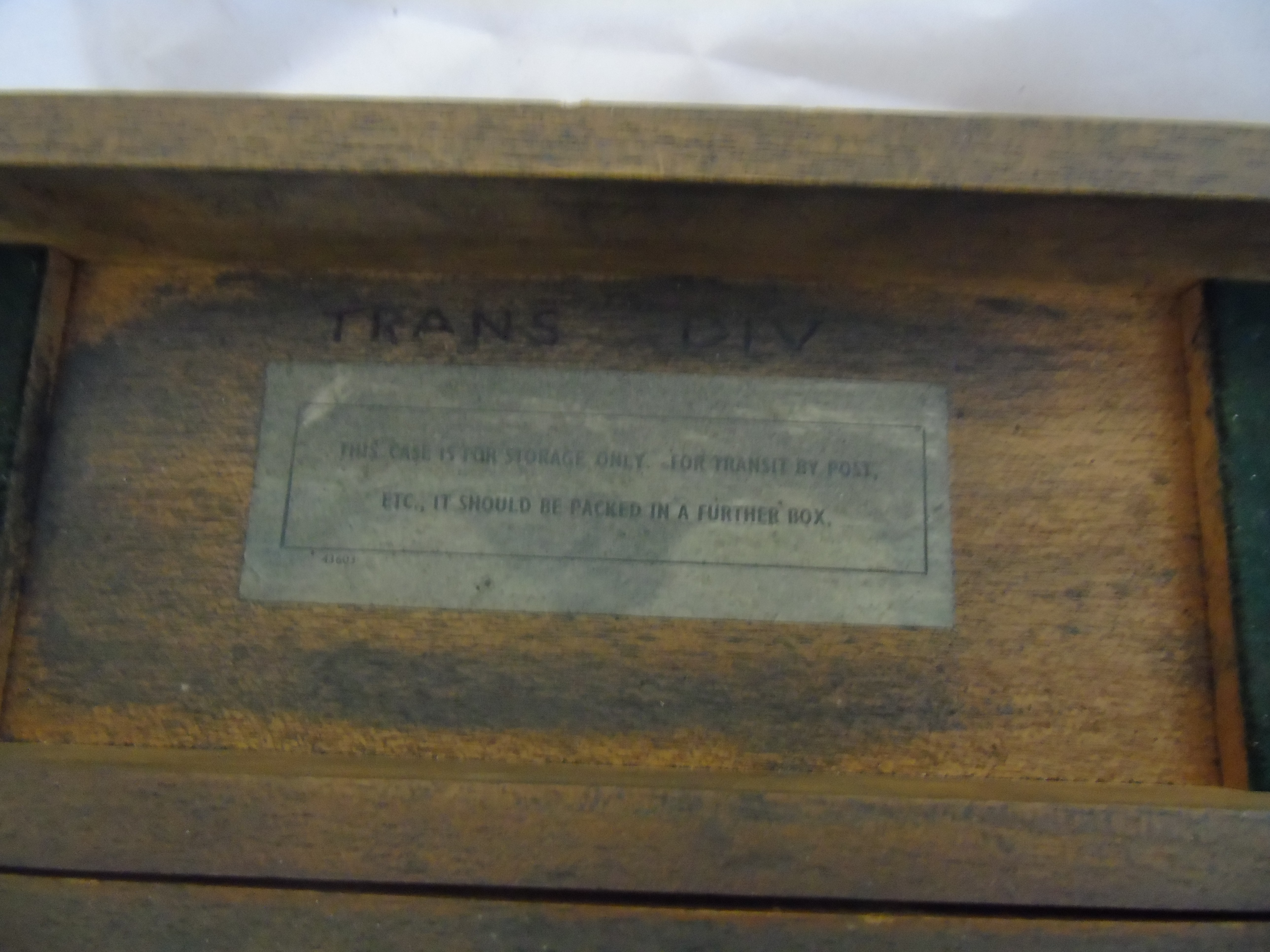 Lot 17 - PRESCISION ENGINEERS SPIRIT LEVEL MADE BY COOKE TROUGHTON & SIMMS, YORK, ENGLAND BOXED EST [£40-£