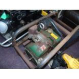 Lot 505 - LISTER ENGINED BOATS WATER PUMP INCOMPLETE A/F EST (£15-30)