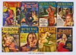 Lot 127 - Thrilling Detective Vol 5: No 2 (1933) Vol 27: No 1 (1938), Detective Fiction Weekly (1938-39) Vol