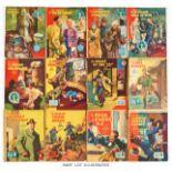 Sexton Blake Library (1940s Third Series) 58, 62, 64, 72, 76, 82, 83, 85, 87, 88, 91, 108, 138, 155,
