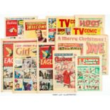 Christmas issues (1940s-80s). Elmo's Own (1948), Merry Maker (1940s), Champion (1951, '52), Eagle (