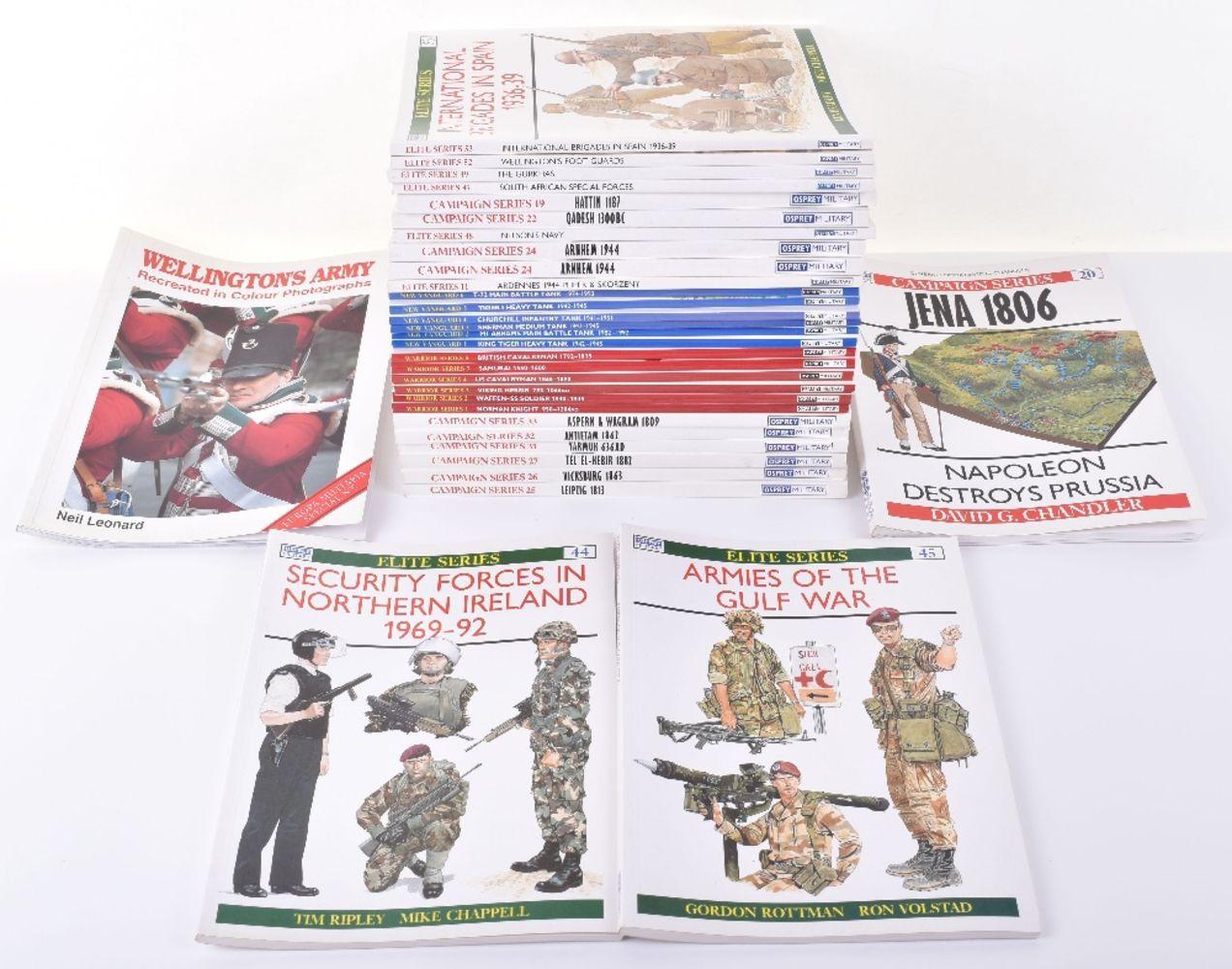 The Brian L Davis Military Library Sale