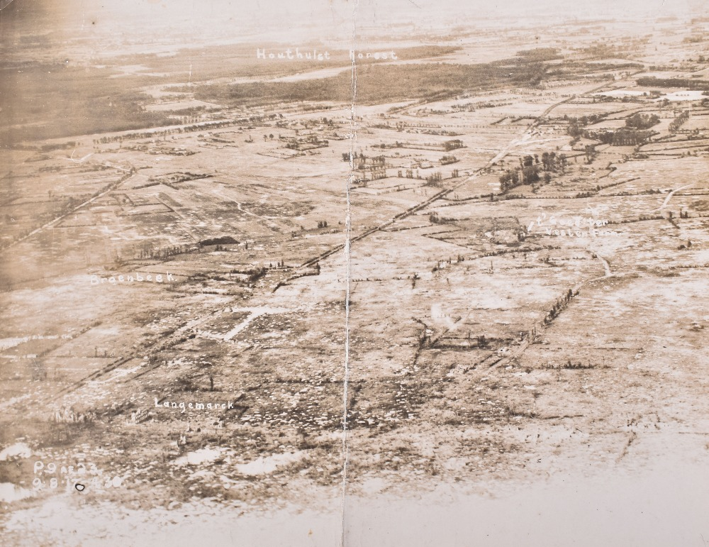 Lot 3 - Great War Aerial Photographs