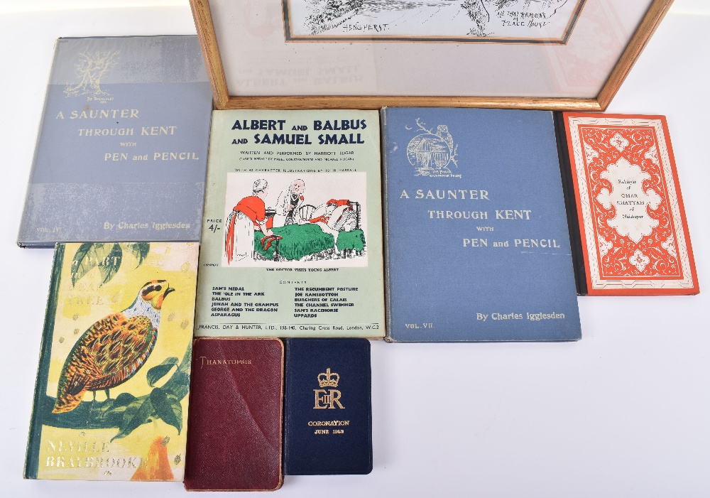 Lot 51 - Interesting Collection of Local Books