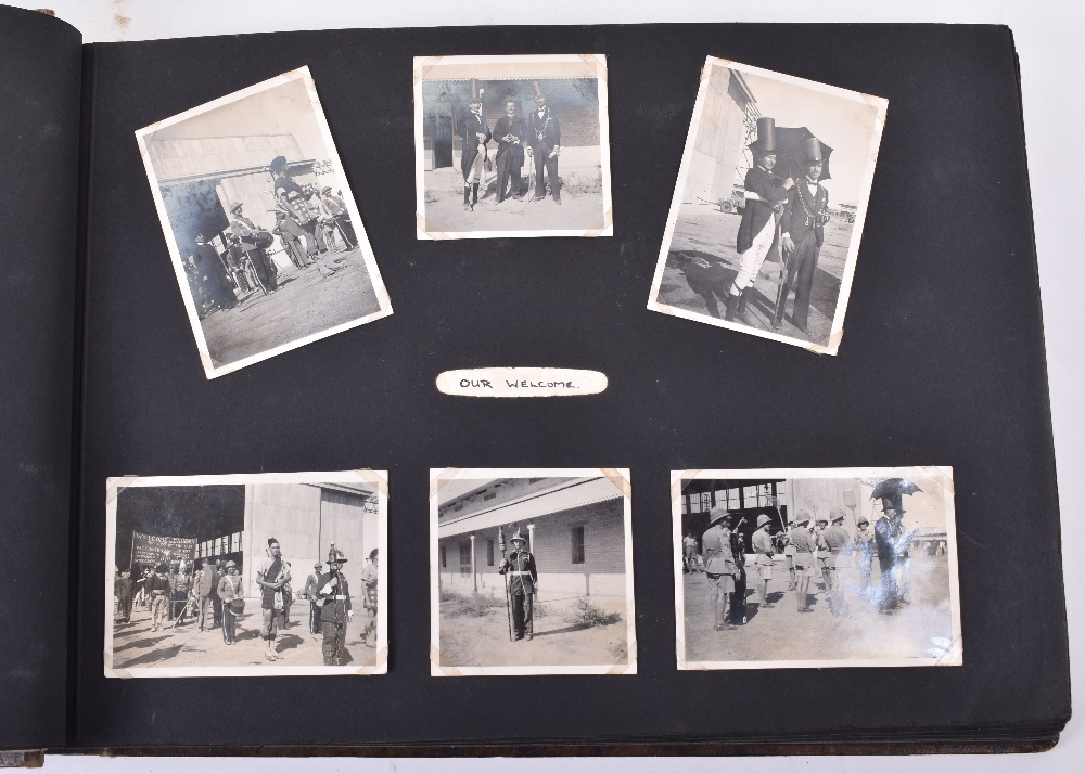 Lot 10 - No 30 Bomber Squadron, RAF Stations in Iraq and India 1936 to 1940 LAC G.F.Walker, Two Excellent Ph