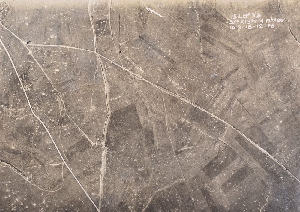 Lot 4 - WW1 Aerial Photographs