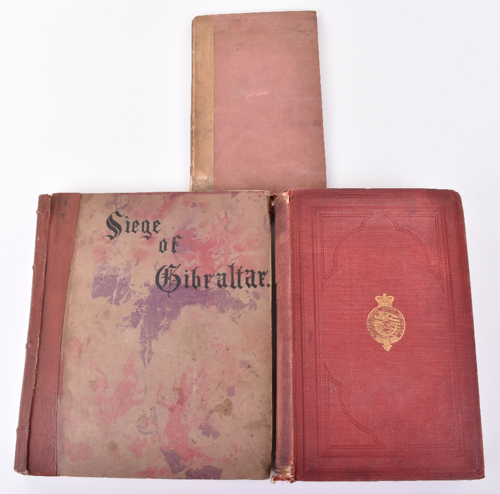 Lot 30 - History of the late Siege of Gibraltar with a Description and Account of that Garrison.. by John Dri