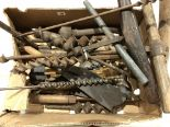 Lot 16 - A quantity of augers,