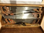 Lot 18 - Quantity of saws G