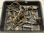 Lot 3 - Various plough planes for spares or repairs G-