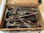 Lot 1 - A box of tools G