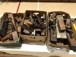 Lot 9 - Three boxes of wood planes G