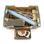 Lot 74 - A quantity of saws G-