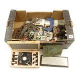 Lot 82 - Quantity of spindle moulder tool holder etc G
