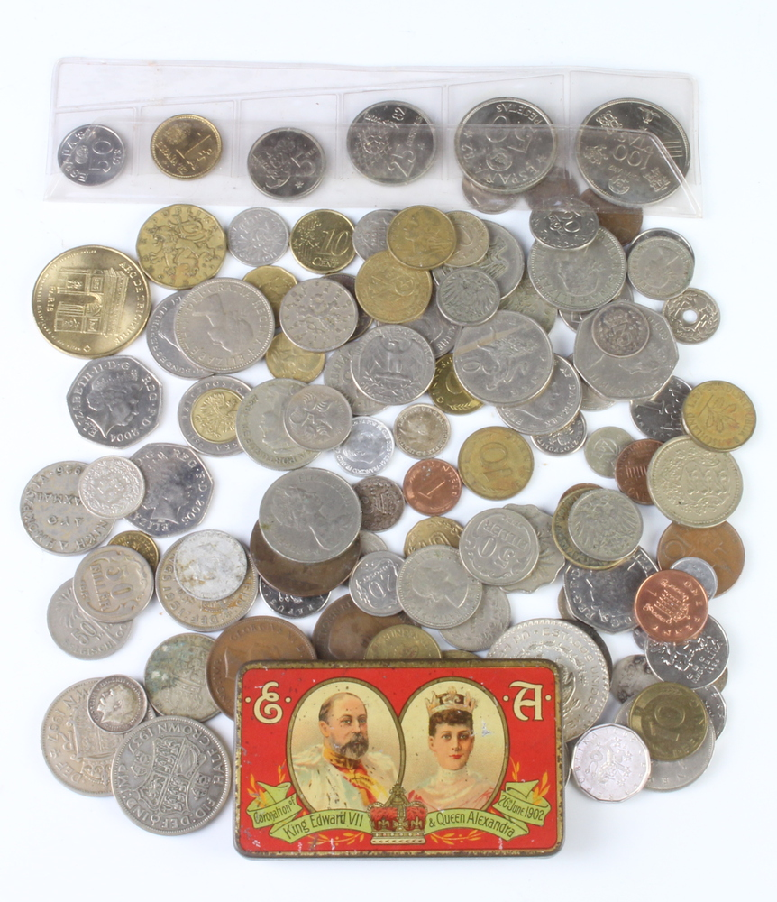 Lot 735 - Minor European coinage