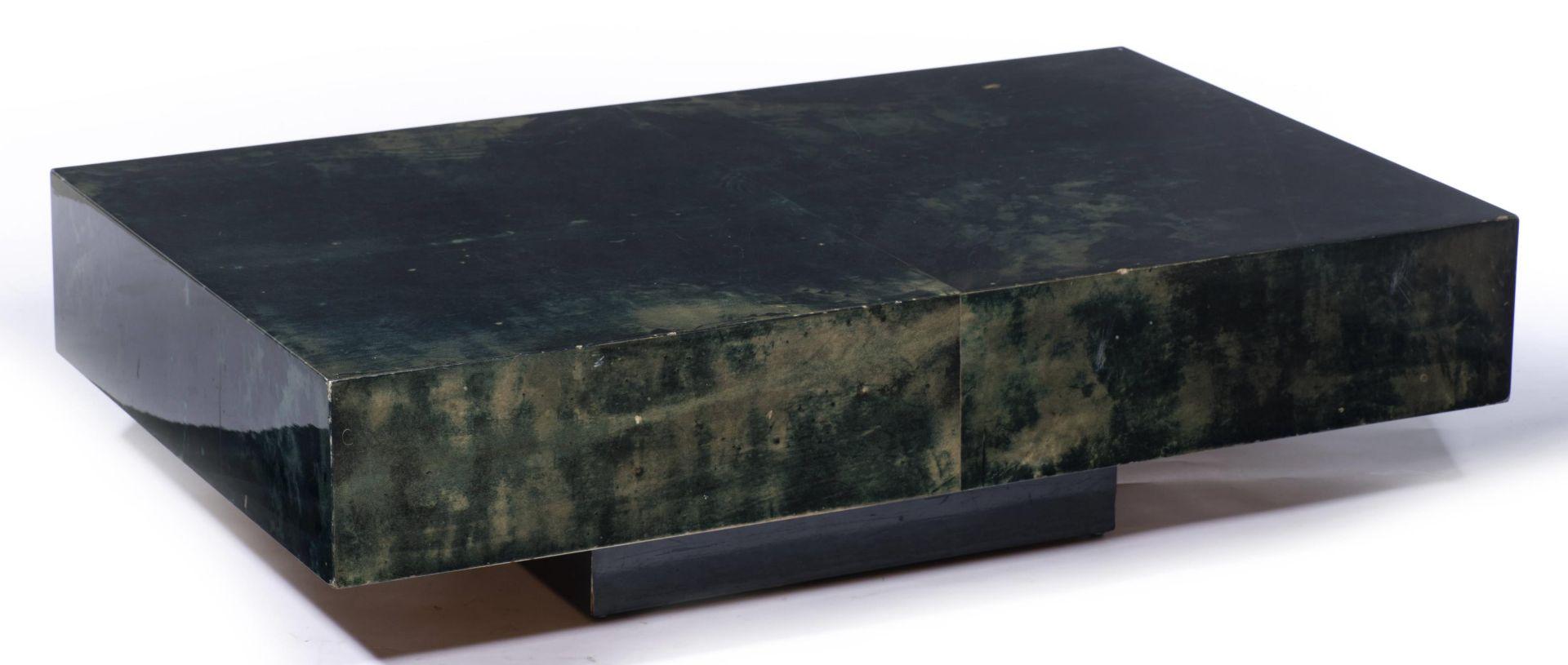 Aldo Tura (1909-1963), table basse modèle 2052