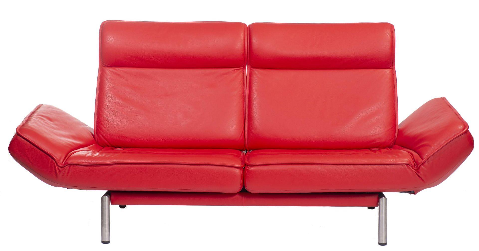 Thomas Althaus, canapé de Sède, modèle ds-450