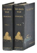 Lot 3 - Churchill (Winston S.). The River War. An Historical Account of the Reconquest of the Soudan, 2