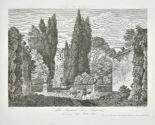 Lot 7 - Cottafavi (Gaetano). Vedute della Citta di Tivoli, Rome, 1834, engraved title with vignette, 16