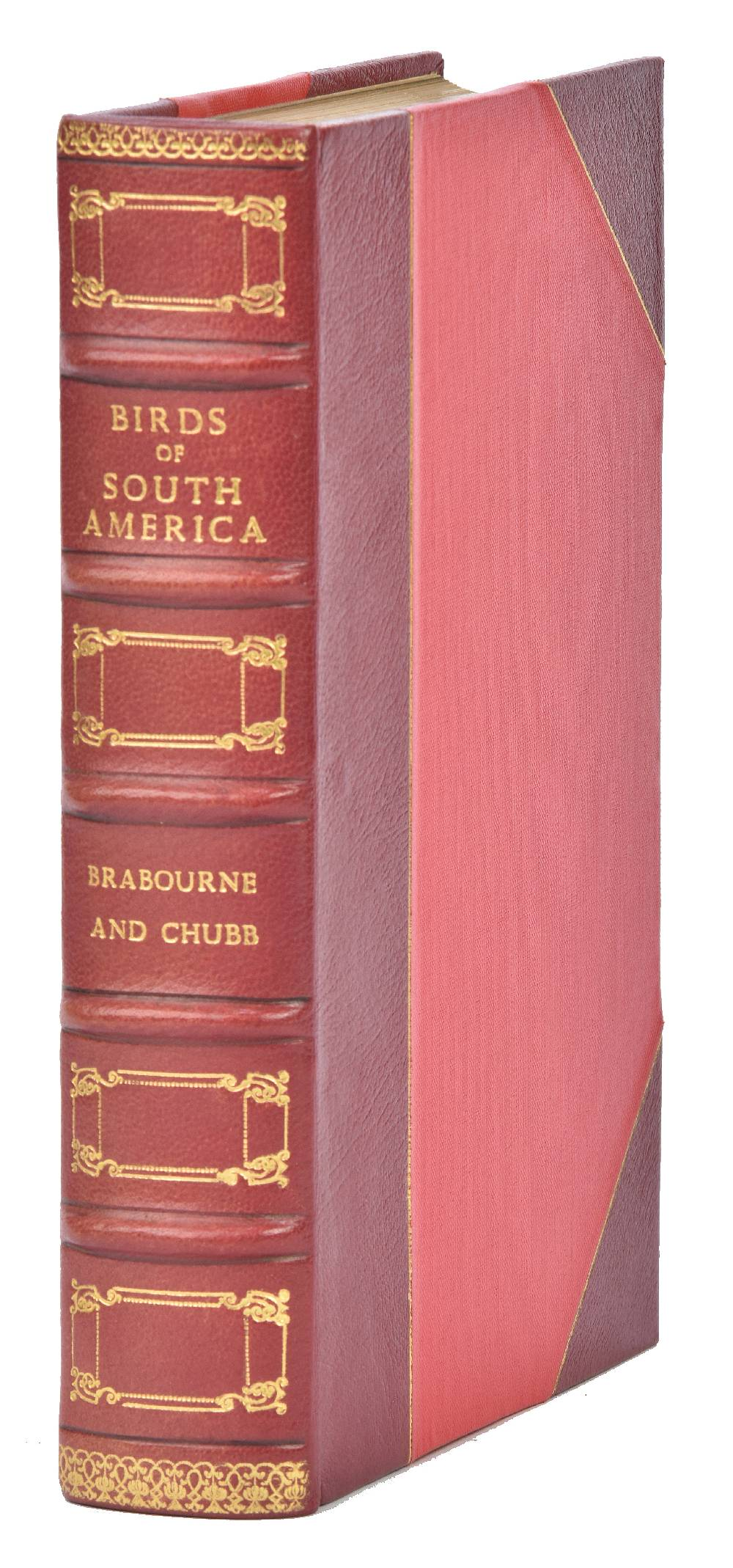 Lot 54 - Brabourne (Wyndham Knatchbull-Hugessen, 3rd Baron, & Charles Chubb). The Birds of South America, 1st