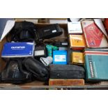 Lot 328 - A COLLECTION OF CAMERAS and accessories