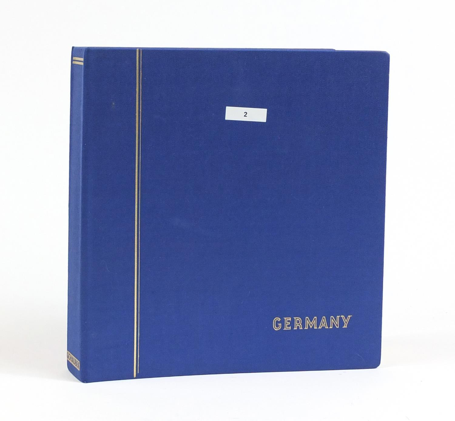Lot 1044 - 19th century and later German stamps, arranged in an album : For Further Condition Reports Please