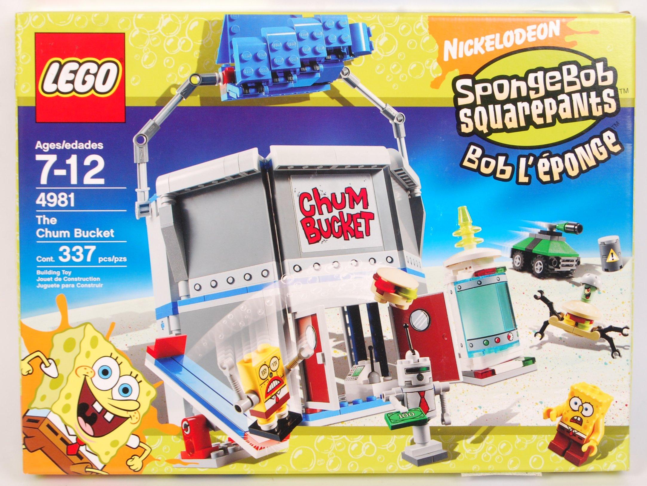 Y Juguetes Esponja 4981 Juegos Lego Bob UGMzVqSp