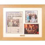 Lot 316 - ONLY FOOLS & HORSES - 'IF THEY COULD SEE US NOW' P