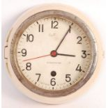 VINTAGE POST-WWII RUSSIAN SUBMARINE NAVAL CLOCK
