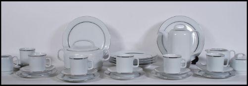 Eschenbach Bavaria, German China Coffee Set compri
