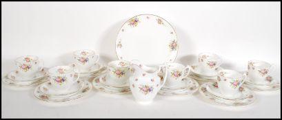 A early 20th Century Edwardian Royal Doulton tea s