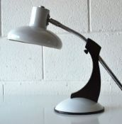 UNUSUAL FASE 1970'S SPANISH RETRO VINTAGE TABLE / DESK LAMP