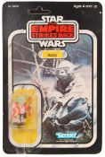 RARE VINTAGE STAR WARS MOC CARDED ACTION FIGURE YODA