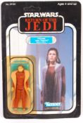 RARE VINTAGE STAR WARS MOC CARDED ACTION FIGURE - BESPIN LEIA